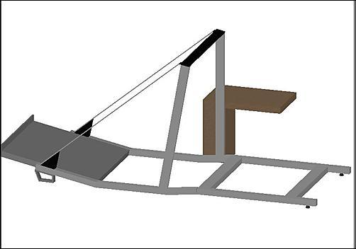 Project Homemade Playseat [Work in Progress]-sim-rig-modificato-jpg