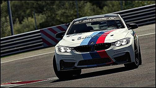 Primo Rookie GT6-pace-car-m4-jpg