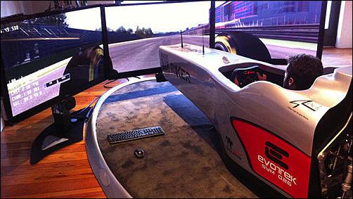 Esperienza con un Simulatore F1 Evotek-evotek1-jpg