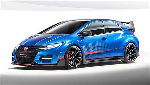 New Honda Civic Type R-image-jpg