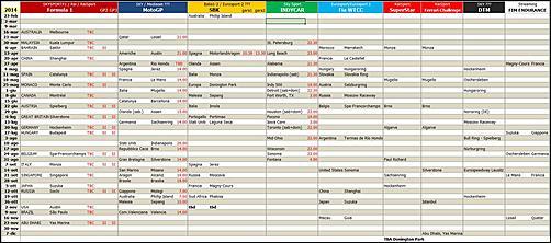 I CALENDARI di F1 , GP2 , GP3 , MOTOGP , SBK e INDYCAR in un'unica pagina-calendari2014-jpg