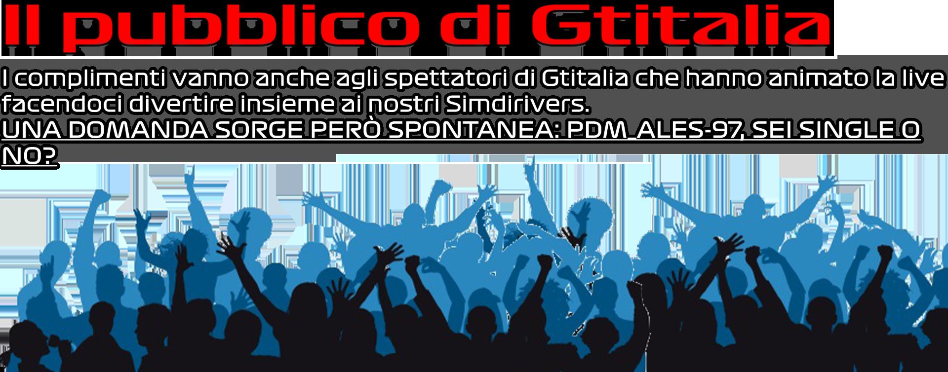 Garetta stasera random GT6-8-pubblico-png