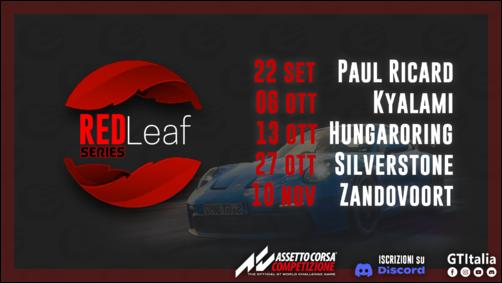Red Leaf Series-red-leaf-series-date-png