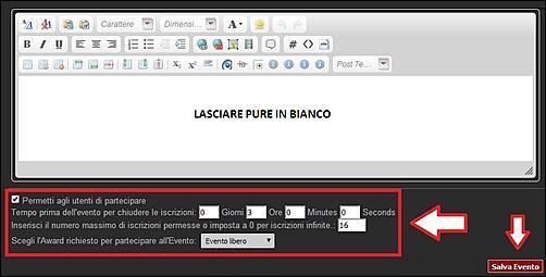 """COME ORGANIZZARE UN EVENTO ONLINE """"FOR FUN""""-iscrizioni-jpg"""
