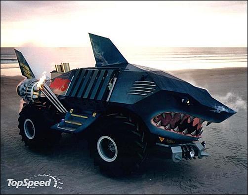 Articolo: Mercedes & Cigarette Racing presentano Vision GT Speedboat-strange-cars-jpg